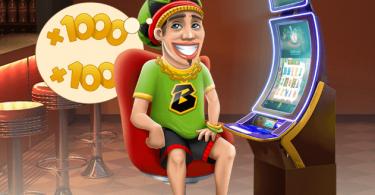 акция в казино Боб